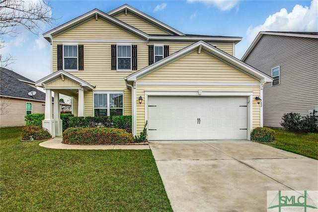 502 Viceroy Drive, Pooler, GA 31322 (MLS #219943) :: Heather Murphy Real Estate Group