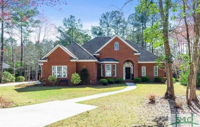 124 Willowpeg Road, Rincon, GA 31326 (MLS #219957) :: The Arlow Real Estate Group
