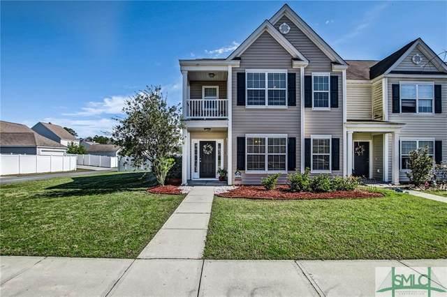 3 Timber Crest Court, Savannah, GA 31407 (MLS #219963) :: Heather Murphy Real Estate Group