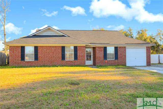 209 Laurelwood Drive, Savannah, GA 31419 (MLS #219964) :: Heather Murphy Real Estate Group