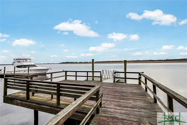 1215 Mill Hill Landing Road, Richmond Hill, GA 31324 (MLS #219965) :: Coastal Savannah Homes