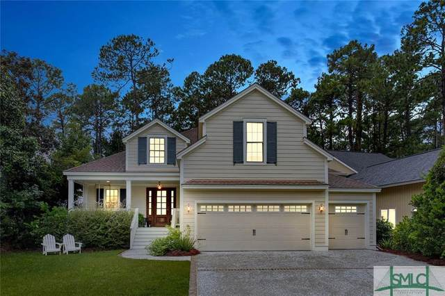 16 Riding Lane, Savannah, GA 31411 (MLS #219975) :: McIntosh Realty Team