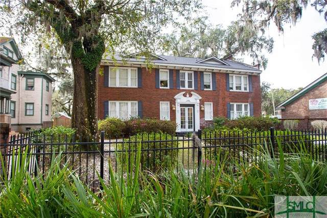 17 E 37th Street #11, Savannah, GA 31401 (MLS #219984) :: The Arlow Real Estate Group