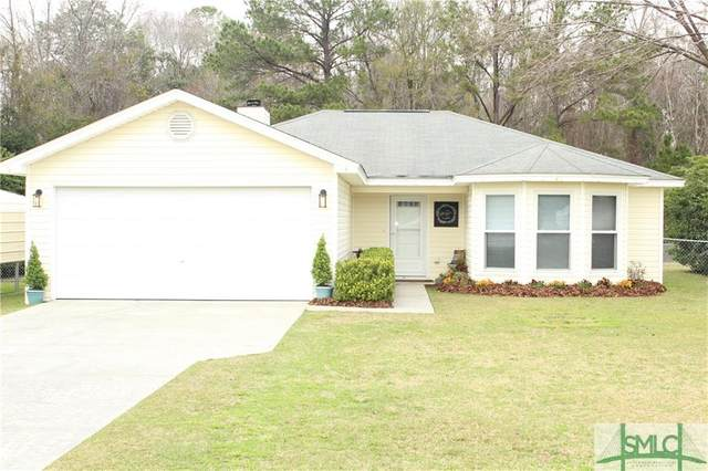 112 Huger Street, Rincon, GA 31326 (MLS #219993) :: Heather Murphy Real Estate Group