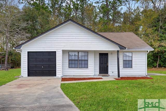 1346 Forest Lake Drive, Hinesville, GA 31313 (MLS #219994) :: Heather Murphy Real Estate Group
