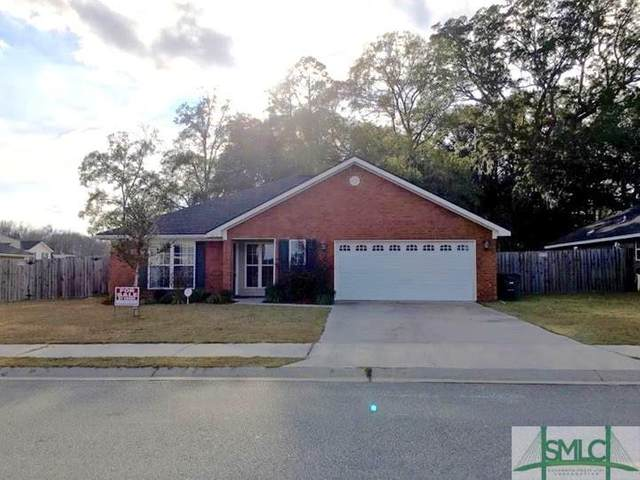 227 Augusta Way, Hinesville, GA 31313 (MLS #219999) :: Coastal Homes of Georgia, LLC