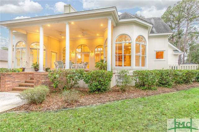 4 Lakewood Court, Savannah, GA 31411 (MLS #220005) :: The Sheila Doney Team