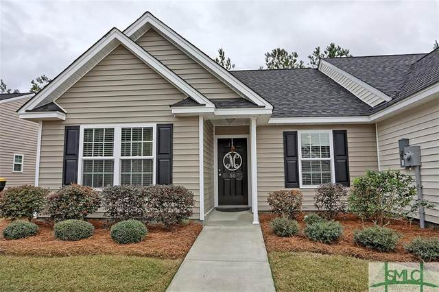 50 Rivermoor Court, Savannah, GA 31407 (MLS #220007) :: Robin Lance Realty