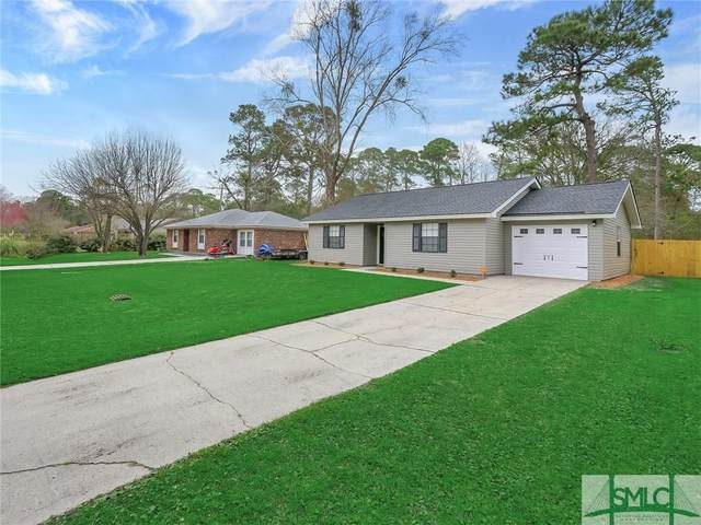 1534 Marcy Circle, Savannah, GA 31406 (MLS #220013) :: The Sheila Doney Team
