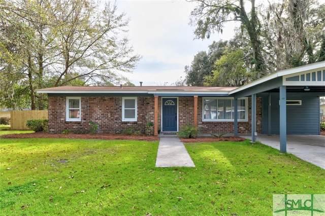 405 Catherine Circle, Savannah, GA 31406 (MLS #220028) :: Liza DiMarco