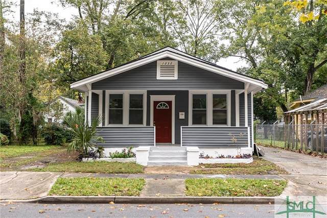 1232 E 42nd Street, Savannah, GA 31404 (MLS #220030) :: The Arlow Real Estate Group