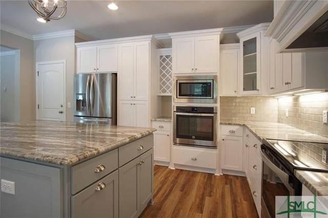 94 Crawford Lane, Richmond Hill, GA 31324 (MLS #220032) :: Coastal Savannah Homes