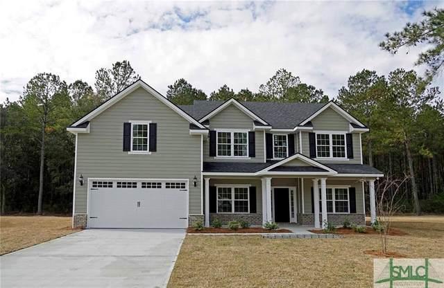 52 Washington Way, Richmond Hill, GA 31324 (MLS #220034) :: Coastal Savannah Homes