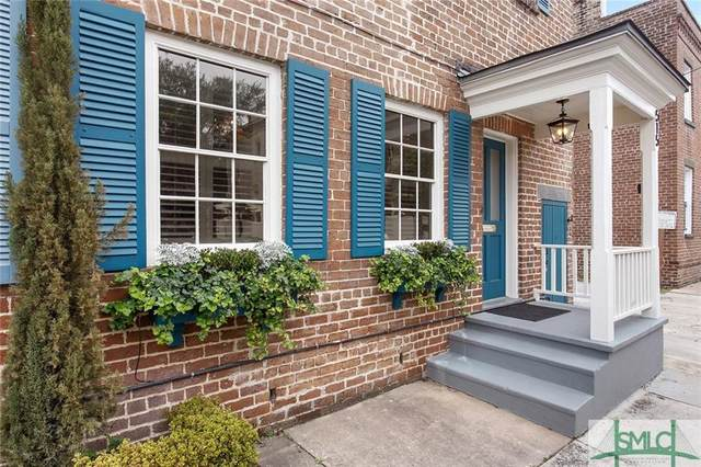 515 Howard Street, Savannah, GA 31401 (MLS #220045) :: McIntosh Realty Team