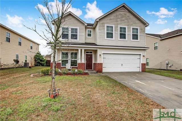 273 Willow Point Circle, Savannah, GA 31407 (MLS #220054) :: McIntosh Realty Team