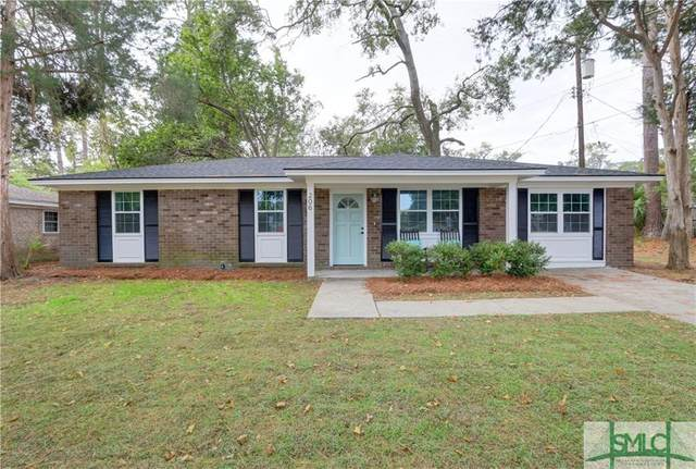 206 Penn Waller Road, Savannah, GA 31410 (MLS #220057) :: McIntosh Realty Team
