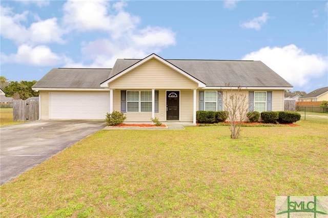 124 Buckskin Court, Guyton, GA 31312 (MLS #220058) :: Partin Real Estate Team at Luxe Real Estate Services