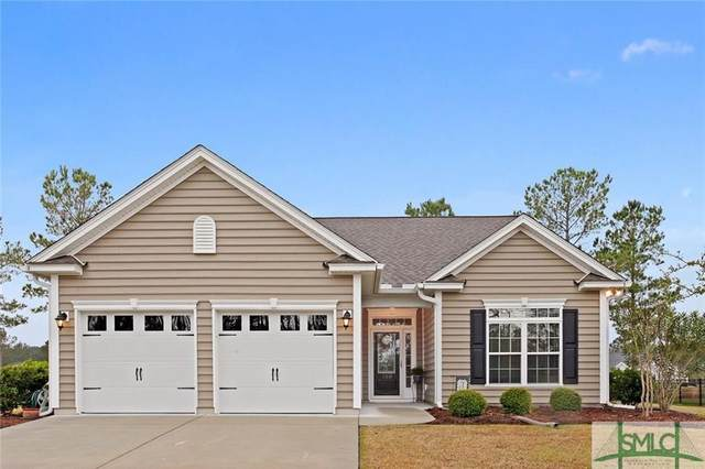 150 Needlegrass Lane, Hardeeville, SC 29927 (MLS #220063) :: The Sheila Doney Team