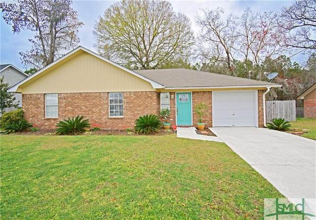 952 Black Willow Drive, Hinesville, GA 31313 (MLS #220079) :: Bocook Realty