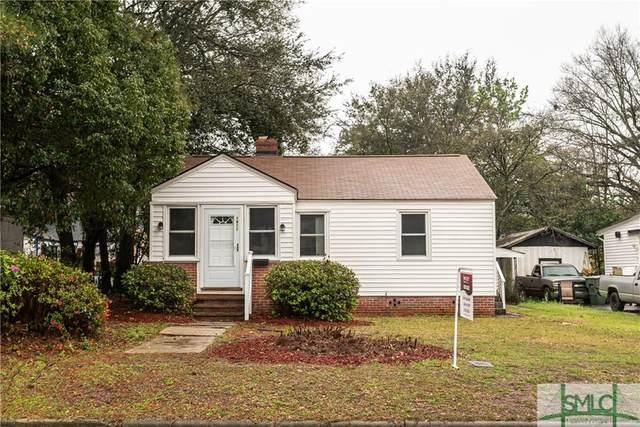 1911 New Mexico Street, Savannah, GA 31404 (MLS #220085) :: The Arlow Real Estate Group