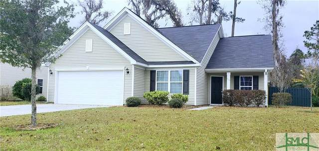 830 Garden Hills Loop, Richmond Hill, GA 31324 (MLS #220088) :: Keller Williams Realty-CAP