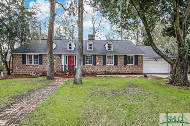 4649 Oakview Drive, Savannah, GA 31405 (MLS #220095) :: The Sheila Doney Team
