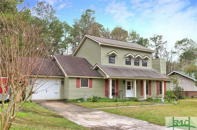 103 John Glenn Drive, Rincon, GA 31326 (MLS #220108) :: The Arlow Real Estate Group