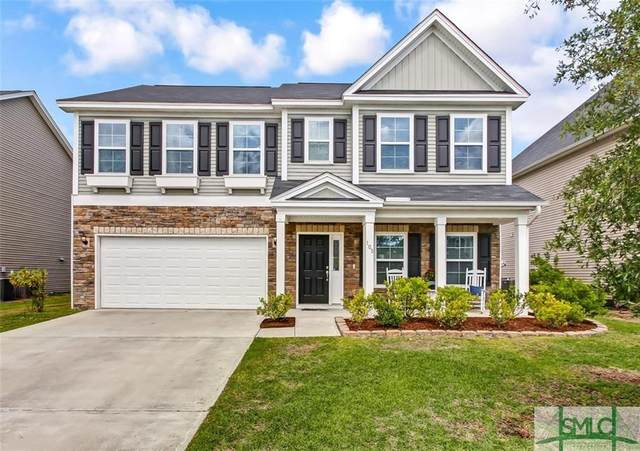 105 Winslow Circle, Savannah, GA 31407 (MLS #220113) :: The Sheila Doney Team