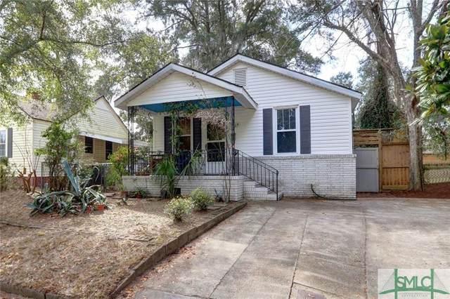 1907 E Gwinnett Street, Savannah, GA 31404 (MLS #220115) :: The Arlow Real Estate Group