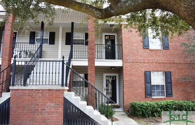211 Edgewater Drive #14, Savannah, GA 31406 (MLS #220116) :: The Arlow Real Estate Group