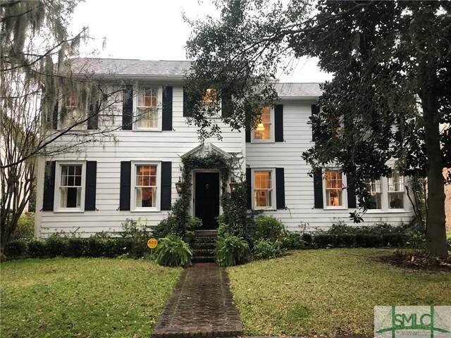 34 E 53rd Street, Savannah, GA 31405 (MLS #220118) :: Bocook Realty