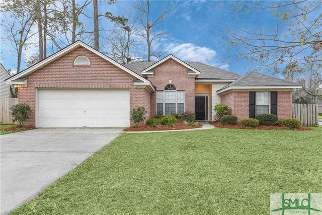 1 Sweetwater Lane, Savannah, GA 31419 (MLS #220129) :: Keller Williams Realty-CAP