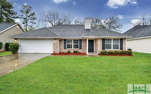 114 Sandstone Drive, Bloomingdale, GA 31302 (MLS #220134) :: Bocook Realty