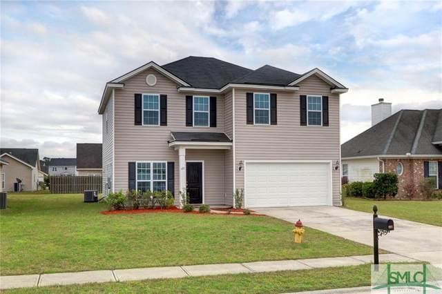123 Cumberland Way, Savannah, GA 31407 (MLS #220135) :: Teresa Cowart Team