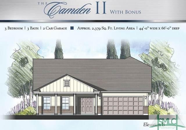114 Merribee Lane, Pooler, GA 31322 (MLS #220153) :: Keller Williams Realty-CAP