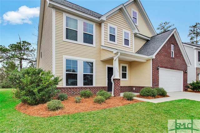 115 Redrock Court, Savannah, GA 31407 (MLS #220154) :: Keller Williams Realty-CAP