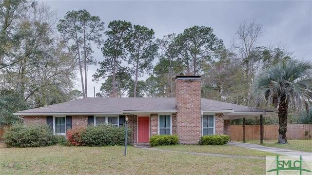 217 Dyches Drive, Savannah, GA 31406 (MLS #220166) :: The Sheila Doney Team