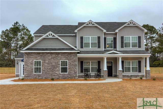 103 Summer Station Drive, Guyton, GA 31312 (MLS #220170) :: The Arlow Real Estate Group