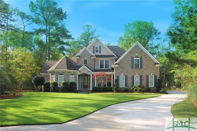 87 Crestwood Drive, Savannah, GA 31405 (MLS #220180) :: The Arlow Real Estate Group
