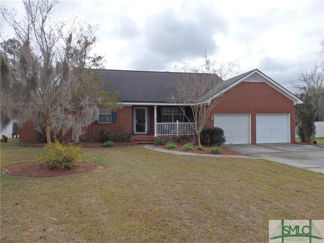346 Belle Grove Circle, Richmond Hill, GA 31324 (MLS #220182) :: The Arlow Real Estate Group