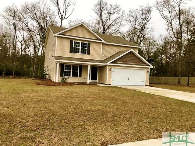 100 Lynwood Lane, Springfield, GA 31329 (MLS #220199) :: Heather Murphy Real Estate Group
