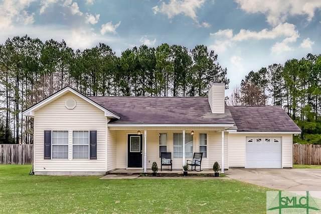 7 Jasmine Drive, Guyton, GA 31312 (MLS #220211) :: Bocook Realty