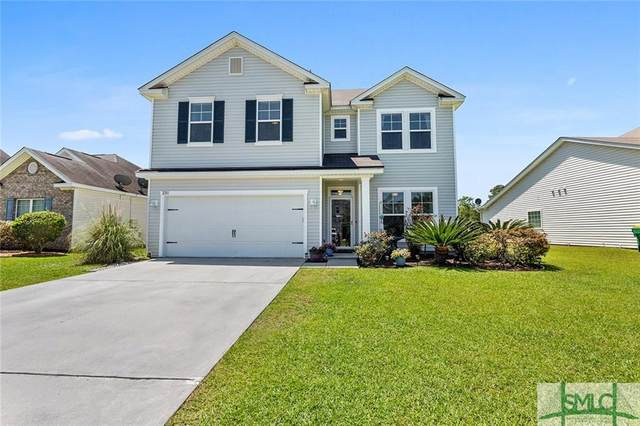 231 Harmony Boulevard, Pooler, GA 31322 (MLS #220214) :: Level Ten Real Estate Group