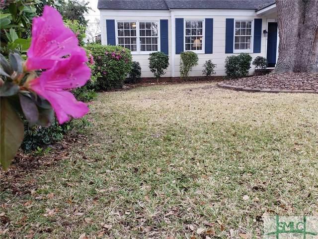 320 Columbus Drive, Savannah, GA 31405 (MLS #220218) :: Bocook Realty