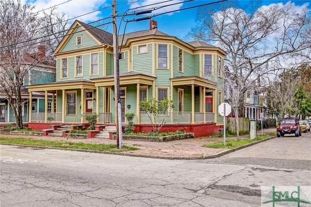 2201 Barnard Street, Savannah, GA 31401 (MLS #220227) :: Keller Williams Realty-CAP