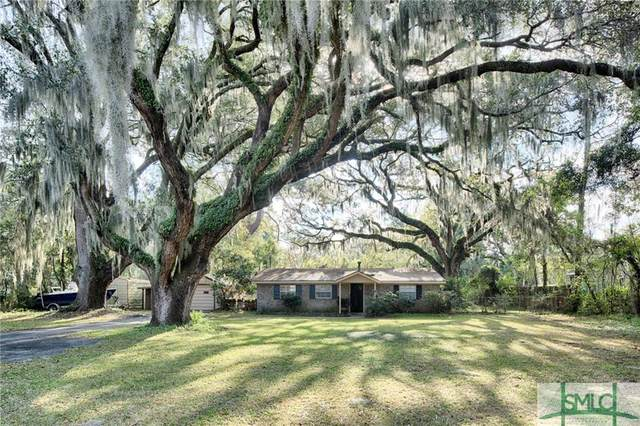 1509 Wilmington Island Road, Savannah, GA 31410 (MLS #220233) :: Keller Williams Realty-CAP