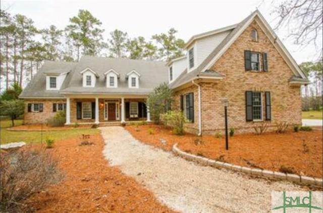 1121 NE Fair Hope Drive, Townsend, GA 31331 (MLS #220249) :: Level Ten Real Estate Group