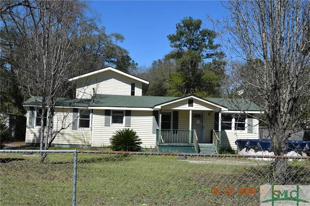 514 E Williams Street, Rincon, GA 31326 (MLS #220253) :: Bocook Realty