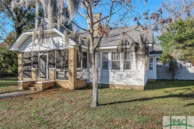 1108 Bonaventure Road, Savannah, GA 31404 (MLS #220263) :: McIntosh Realty Team