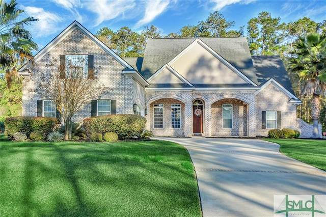 25 Saint Catherine Circle, Richmond Hill, GA 31324 (MLS #220265) :: Heather Murphy Real Estate Group
